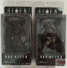 "NECA DOG ALIEN (REGULAR) & (VARIANT) SET Series 9 ALIENS 3 7"" Inch FIGURES"