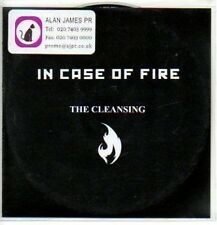 (750J) In Case of Fire, The Cleansing - DJ CD