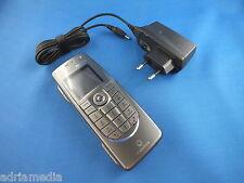 Nokia 9300i Communicator Grau Ohne Simlock Smartphone Unlocked mit Zubehör TOP