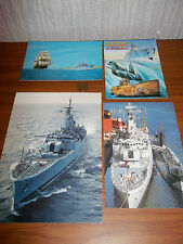 HMS PLYMOUTH (FALKLANDS VETERAN FRIGATE), ONYX SUBMARINE, WARSHIPS, WOODEN WALLS