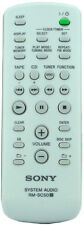 *NEW* Genuine Sony remote Control For CMTEH10 CMT-EH10