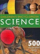 Children's Encyclopedia Science By Sue Becklake,Duncan Brewer,Clare Oliver,Stev