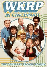 Wkrp In Cincinnati: Season Two - 3 DISC SET (2015, REGION 1 DVD New)