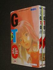"GTO BOYS VOLUME 6 - GREAT TEACHER ONIZUKA - BUONO ""N"""