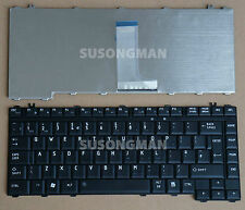 NEW for Toshiba Satellite L300 L300D L305 L305D L310 L315 Keyboard Black UK