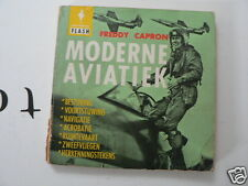 FLASH MODERNE AVIATIEK,NORTHROP N-156,MIRAGE 3,BOEING 707,SHORT,X-15,FAUVEL,THOR