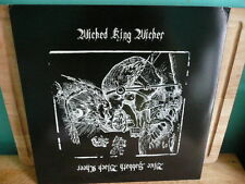 Blue Sabbath Black Cheer / Wicked King Wicker - Split LP - new copy - noise