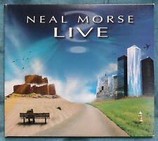 Neal Morse – ? Live 2xCD – Spock's Beard, Transatlantic – Mint/Mint