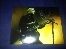 Bernard Sumner New Order Hand Signed 8X10 Photo Blue Monday Autographed
