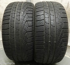 2 x PIRELLI 235/40 R18 91V 7 mm Winter Sottozero W240 N1 Winterreifen PAAR TOP!