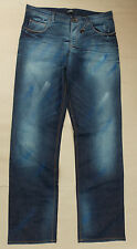 COSTUME NATIONAL MENS RELAXED SUPER STAR PAINT JEANS BN £150 GENUINE 31 -36 CNC