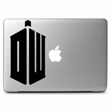 Dw Taris Doctor Who Decal Sticker for Macbook Air Pro 13 15 17 Laptop Car Window