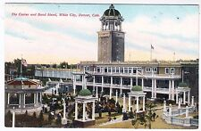 WHITE CITY CASINO - Denver Amusement Park - Colorado - c1900s era postcard