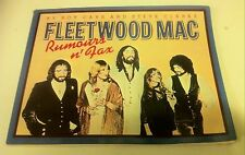 Fleetwood Mac RUMOURS N' FAX (Harmony) 1978 paperback first edition