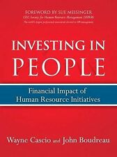 Investing in People: Financial Impact of Human Resource Initiatives-ExLibrary