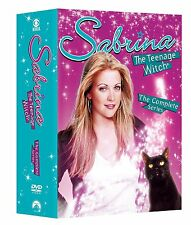 Sabrina The Teenage Witch Complete Series 1-7 DVD Set TV Collection Episode Lot