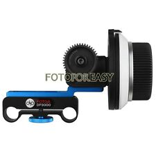 FOTGA DP3000 M1 DSLR Follow Focus for 15mm Rod Rig 5D II III 6D 7D 70D 60D D7100