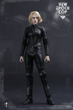 VTS TOYS 1/6 (VM-013): New Epoch Cop Female Judge Dredd Box_Set Flexible Figure