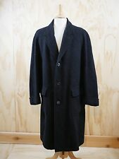 GORGEOUS BURBERRY MEN'S WOOL TRENCH SIZE 44 MADE IN LONDON