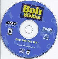 Bob the Builder: Can We Fix It? (PC Games CD)
