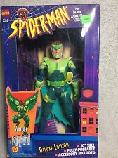 """Vulture 10"""" Deluxe Edition Spider-Man Animated Series"""