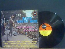 COWBOY COPAS  Mister Country Music   LP    Lovely copy !!