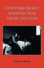CONTEMPORARY SPANISH FILM FROM FICTION - NEW PAPERBACK BOOK