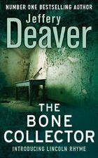 The Bone Collector By  Jeffery Deaver. 9780340992722