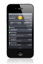 iPhone 4s 8GB (EE Network) Smartphone **Black** **6 Month Warranty**
