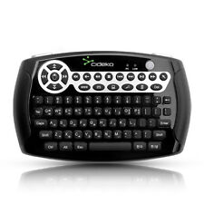 CIDEKO WIRELESS AIR KEYBOARD 2.4GHz For Gaming, PT, Home theater