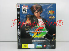 The King Of Fighters XII Collector's Edition PS3 Brand New In Box 100%PAL Game