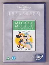 Walt Disney Treasures: Mickey Mouse in Living Colour Volume 2 (Region 2, 2xDVDs)