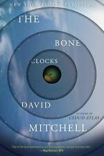 The Bone Clocks: A Novel-ExLibrary