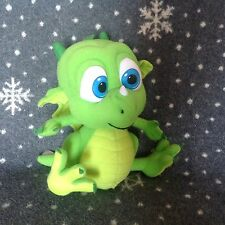 "NESSIE THE DRAGON RINGTONES SINGING SOFT PLUSH TOY 9"" TALL JAMSTER Immaculate"