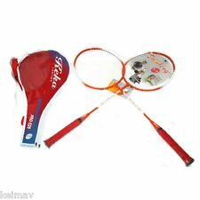 Keka 528 Badminton Racket (Red)