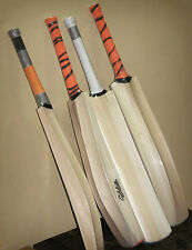 OFFER PRICE* 8+ Grains Authentic English Willow Cricket Bat 42-46mm Big Edges