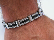 BRACELET STAINLESS STEEL 316L  MEN'S JEWELLERY BRACELET R8