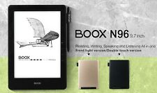 "Onyx BOOX N96 Dual Touch 9.7"" E-Ink Amazon Kindle DX replacement+Android"