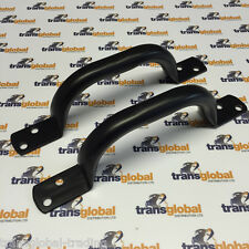 Land Rover Defender 90 110 Pair of Rear Grab Handles Bearmach - NTC5116