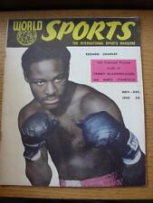 Nv/Dc-50 World Sports Magazine: Ezzard Charles - Boxing [Fanny Blankers-Koen & T