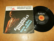 FAUSTO PAPETTI - HARLEM NOTTURNO - UNCHAINED - 45 PS   / LISTEN - EASY LISTENING