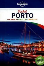 LONELY PLANET POCKET PORTO - NEW PAPERBACK BOOK