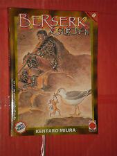 BERSERK COLLECTION N° 8 -NO SERIE NERA-PANINI-copertina marrone kentaro miura