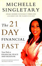 NEW Personal Finance Book! The 21-Day Financial Fast - Michelle Singletary