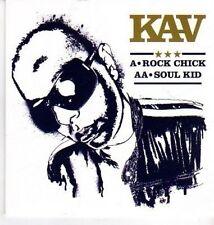 (DA522) Kav, Rock Chick - 2008 CD