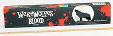 Werewolf Blood Incense Sticks Incense For Mediation Calmness Relaxation Fragrant