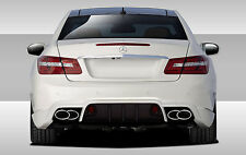 10-13 Mercedes E Class C207 2DR Eros Version 2 Rear Bumper 1pc Body Kit 109633