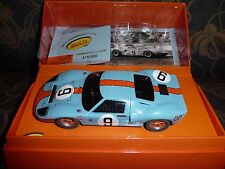 Slot.it Ford GT40 Gulf n.9 - Limited Edition Number 415/500 - NEU