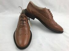 womens shoes Oxfords Size 9 US brown