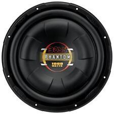 "NEW 12"" SVC Subwoofer Bass.Speaker.4ohm.Shallow Depth Car slim fit Mount.1000w"